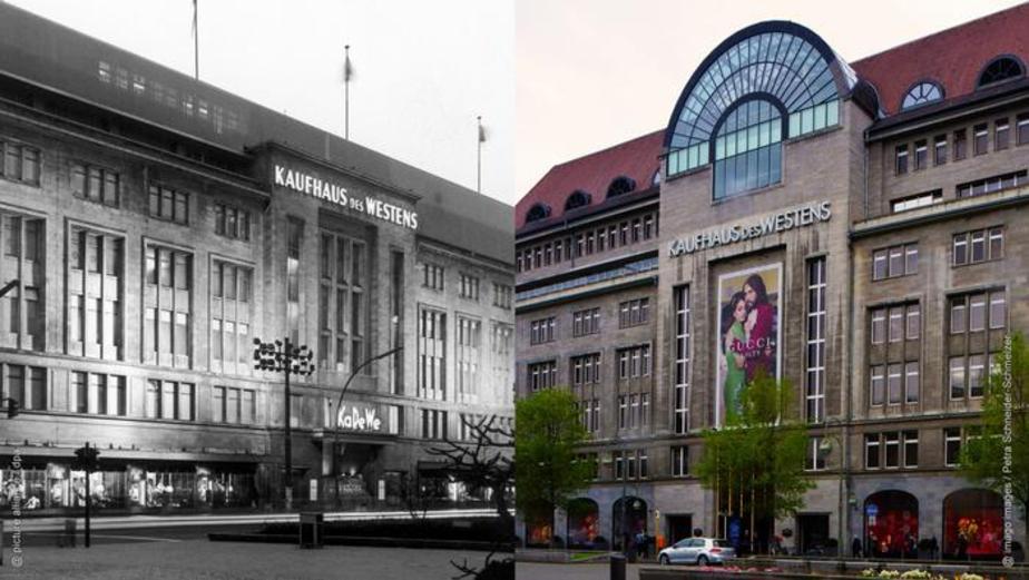 فروشگاه غرب (به آلمانی: Kaufhaus des Westens) که به آن در برلین به اختصار