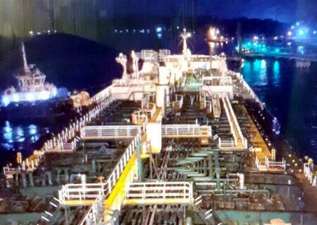 احداث ۳ اسکله نفتی جدید در خلیج فارس/ پهلوگیری ۶۱۰ فروند نفتکش در بندر شهید رجایی
