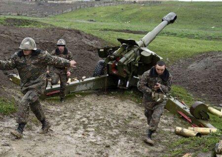 گلولهباران شهر «گنجه» توسط نیروهای ارمنی