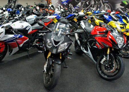 قیمت روز موتورسیکلت در ۱۸ آذر ۹۹