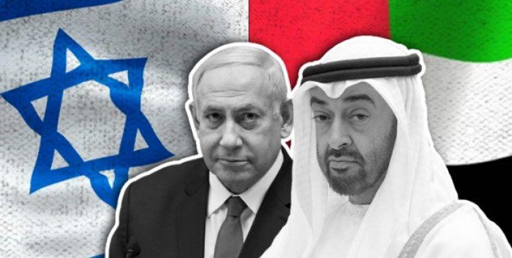 ابزار عشق امارات به صهیونیستها بیسابقه است