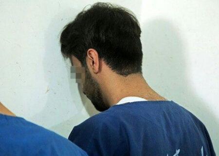 پلیس چاقوکشهای سارق را در گرمسار دستگیر کرد