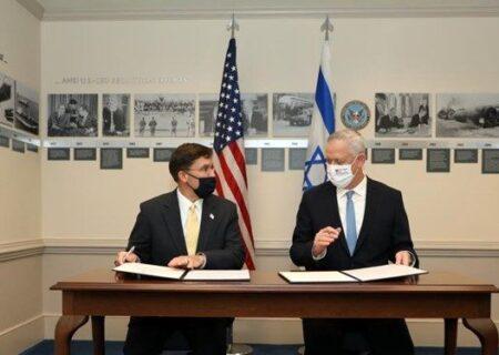 تعهد راهبردی واشنگتن برای حفظ برتری نظامی رژیم صهیونیستی
