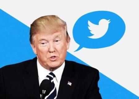 حساب کاربری ترامپ در توئیتر هک شد