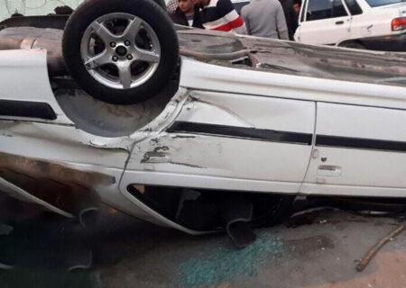 ۳ کشته در تصادف پژو با خاور / در محلات رخ داد