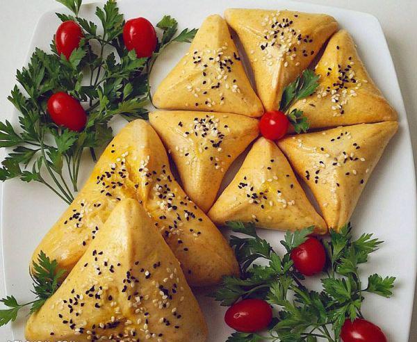 فطایر گوشت، غذای عربی خوشمزه و پرطرفدار
