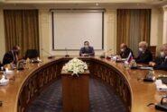 گفتوگو فرستاده ویژه رئیسجمهور روسیه با وزیر خارجه اردن
