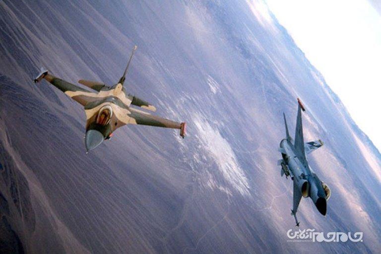 ترکیب واقعیت مجازی با مانور هوایی ناتو و نیروی هوایی ارتش آمریکا+عکس
