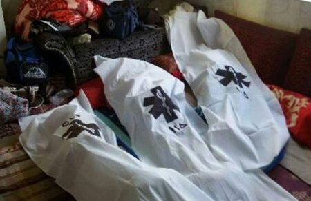 مرگ تلخ ۳ سردشتی در خانه باغی روستا + عکس