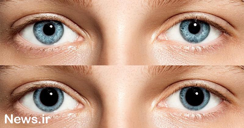 زبان بدن: اندازه مردمک چشم