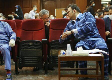 سومین جلسه دادگاه تهیهکننده سریال «شهرزاد»