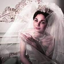 تصاویری نایاب از مراسم ازدواج باشکوه شاه و فرح