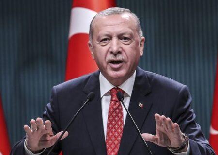 اظهار نظر عجیب رجب طیب اردوغان درباره خلیج فارس