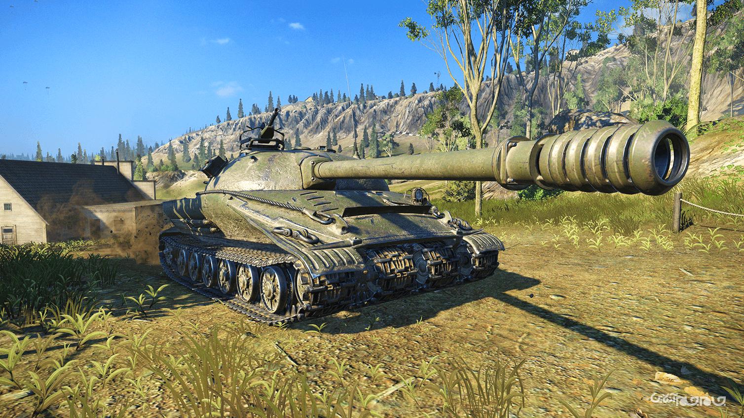 آبجکت ۲۷۹؛ تانک سنگین آزمایشی روسها+عکس