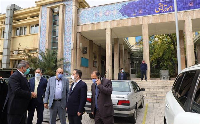 ابتلای ۱۵ درصد از کارمندان استان تهران به کرونا