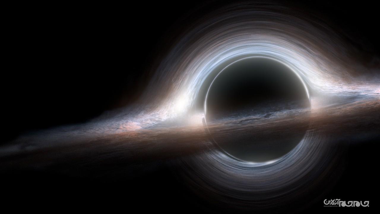 اتفاقی که با سقوط در سیاه چاله برایمان می افتد.+عکس