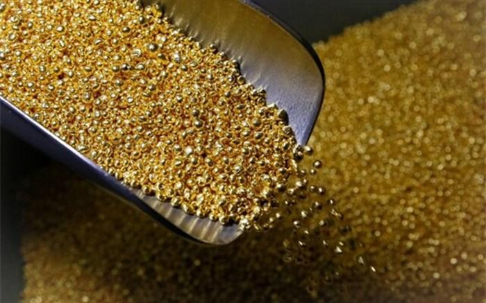 افزایش اندک قیمت طلا در معاملات بازار جهانی