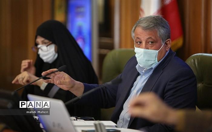 انتقاد محسن هاشمی از کاهش ساعت فعالیت حمل و نقل عمومی