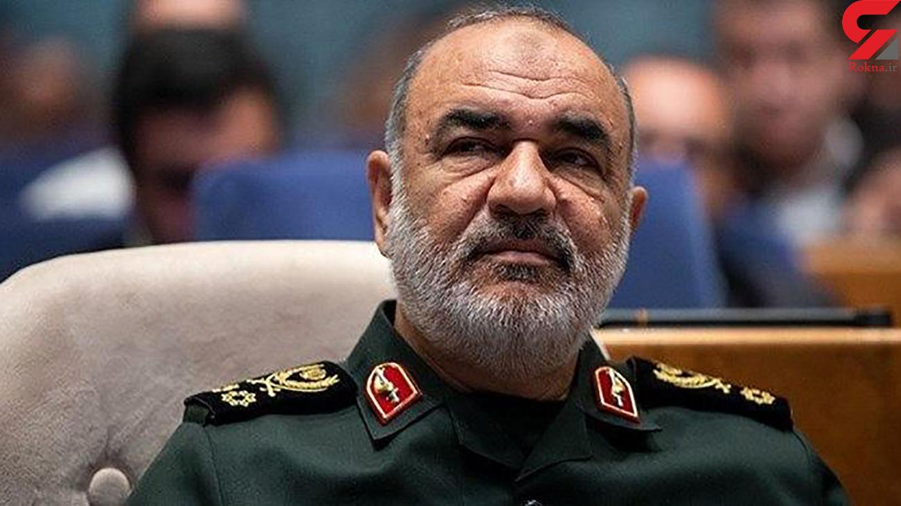انتقام سخت در انتظار عاملان ترور محسن فخری زاده / فرمانده سپاه اعلام کرد