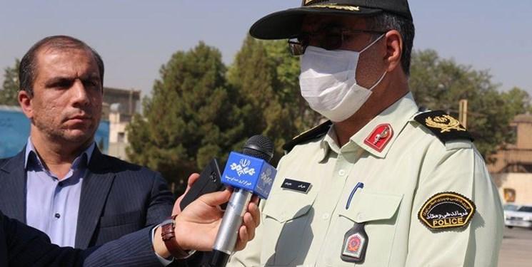 انهدام باند قاچاقچیان سلاح در کرمانشاه/ کشف ۱۰۷ قبضه سلاح غیرمجاز
