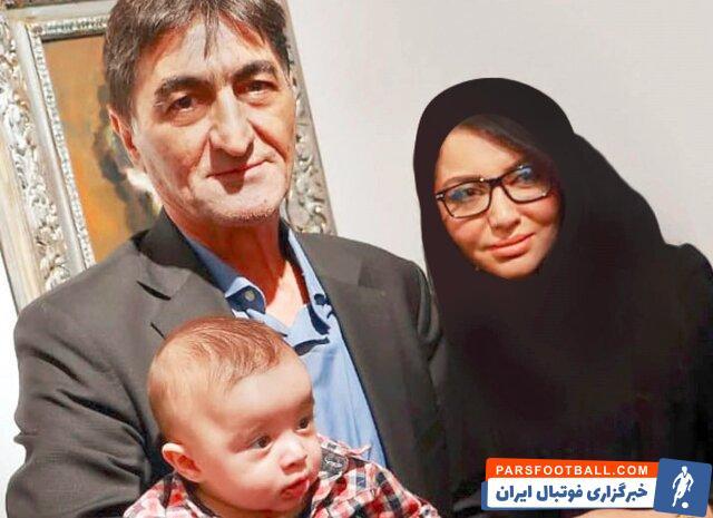 اولین مصاحبه همسر جدید ناصر محمدخانی درباره حواشی زندگی شوهرش