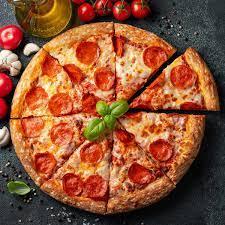 پیتزا و چاقی