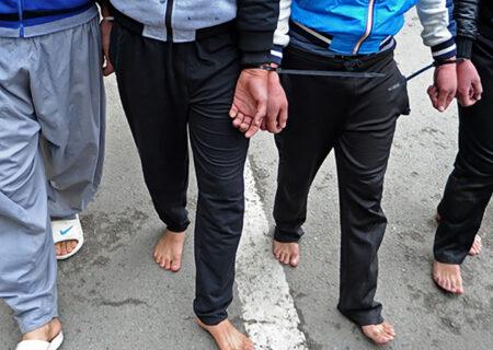 دستگیری عاملان درگیری مسلحانه در رامیان / آنها یک نفر را هم به قتل رساندند
