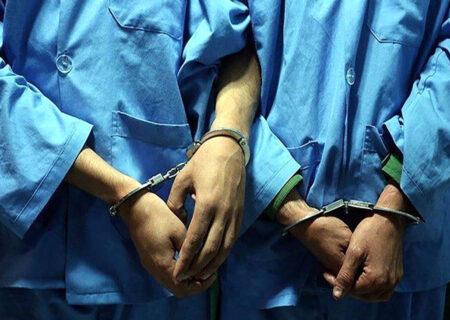 دستگیری سارقان زورگیر درکمتر از ۶ ساعت در مراغه