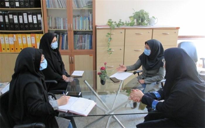 برگزاری کمیته مکملیاری دانشآموزان و ایران اکو در اسلامشهر