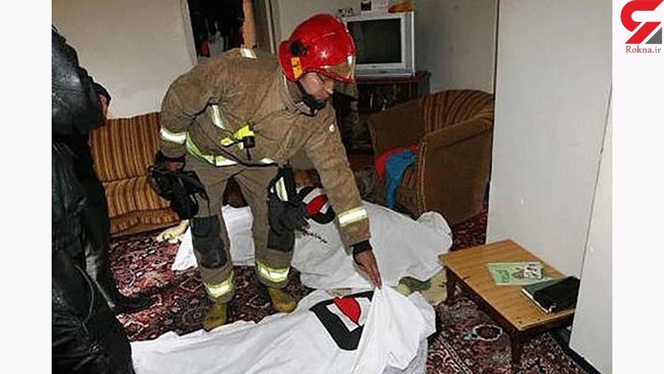 بلای هولناکی که بر سر زن و مرد اصفهانی  آمد / اجساد در خانه پیدا شدند + جزئیات