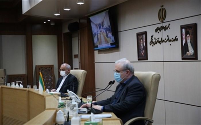 تاکید وزیر بهداشت بر اهمیت بهداشت روان دانشآموزان
