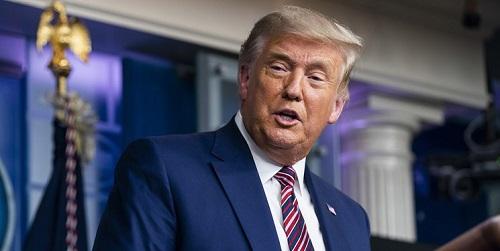ترامپ برای ترک کاخ سفید شرط گذاشت
