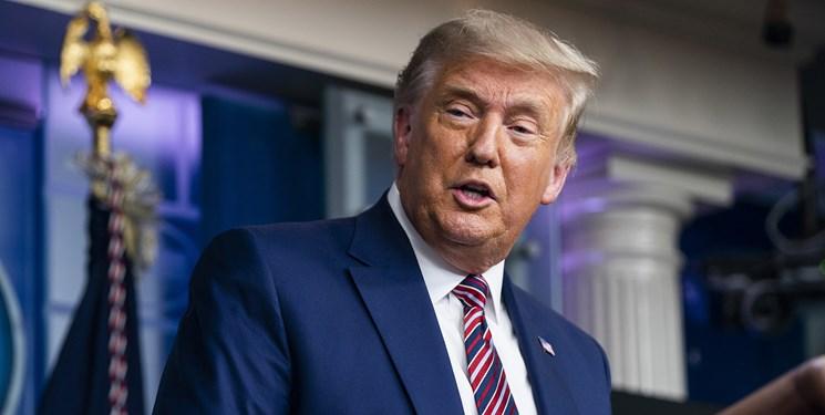 ترامپ برای ورود بایدن به کاخ سفید شرط گذاشت