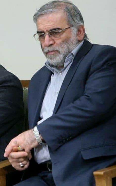 ترور دانشمند هسته ای محسن فخری زاده+جزئیات