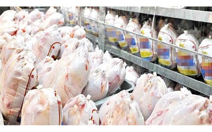 توزیع روزانه مرغ به ۹۵۰ تن رسید