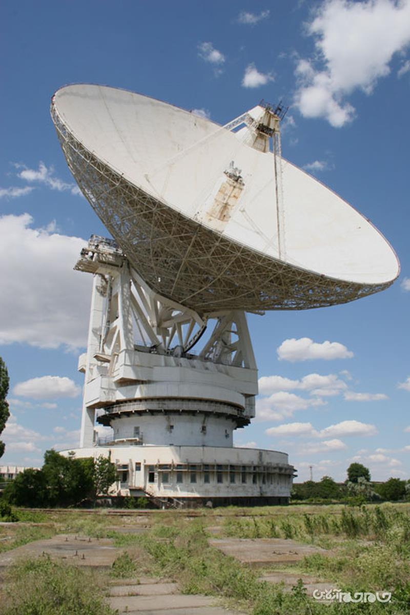توسعه شبکه ۴G درماه و افزایش تداخل سیگنال در تلسکوپ های رادیویی+عکس