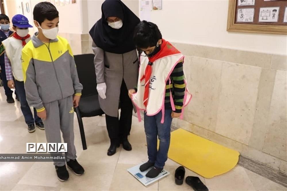 ثبت اطلاعات قد و وزن دانشآموزان در سامانه سناد یک هفته دیگر تمدید شد