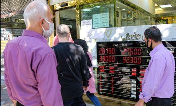 روند بهای سکه وجان سختی قیمت در بازار سکه