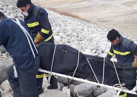 کشف جنازه مرد مراغه ای در سد علویان