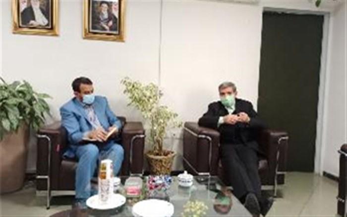 حسینی خواستار مناسب سازی مدارس غیردولتی برای پذیرش دانشآموزان با نیازهای ویژه شد