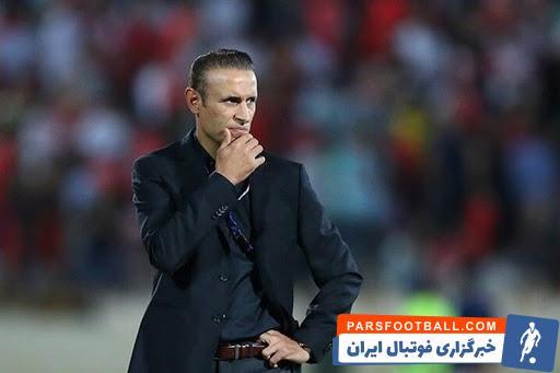 حضور یحیی گل محمدی در باشگاه پرسپولیس برای دنبال کردن اقدامات مدیریت در نقل و انتقالات