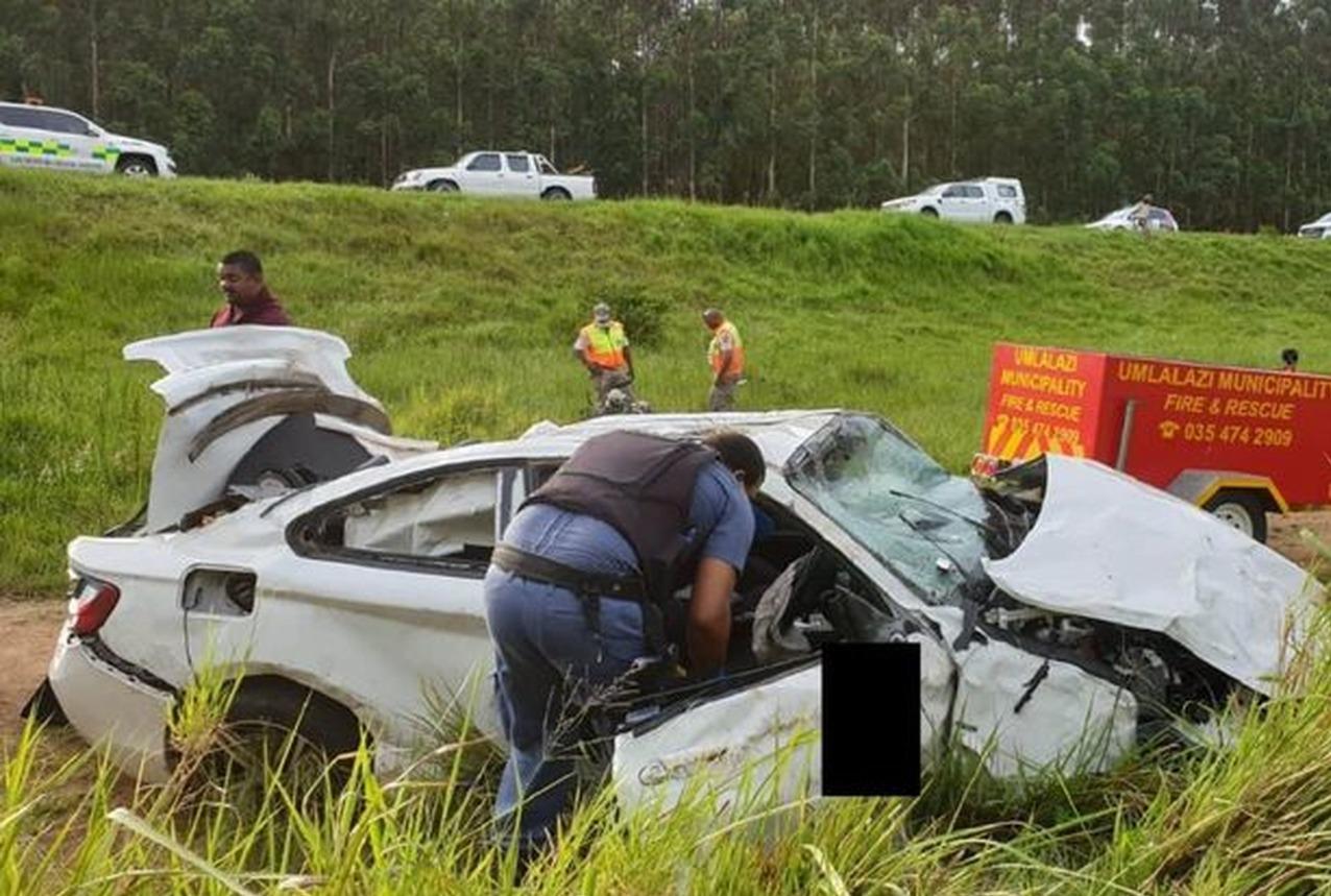 مدافع سابق تیم ملی آفریقای جنوبی در سانحه رانندگی درگذشت!