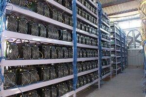 ۵۰۰ هزار دستگاه استخراج ارز دیجیتال توقیف شدند