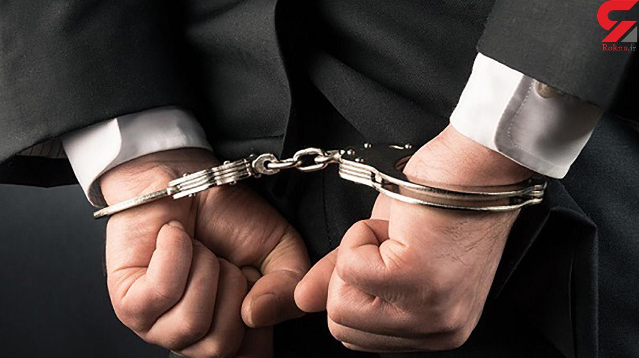 دستگیری عضو شورای شهر بندرگز