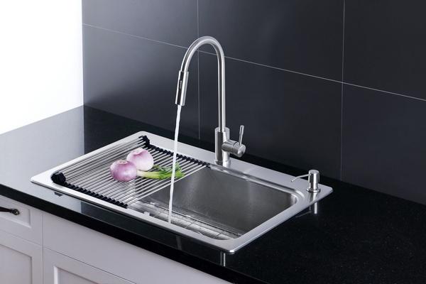 راهنمای انتخاب و خرید بهترین سینک ظرفشویی