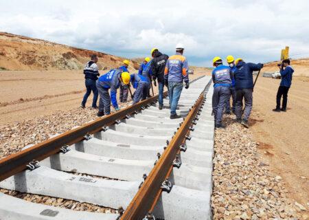 تکمیل و توسعه شبکه ریلی کشورهای اکو از طریق راهآهن خواف – هرات