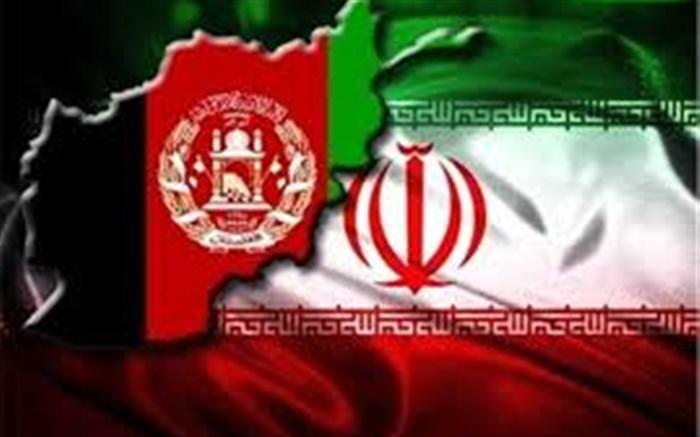 رایزنی ظریف با «ناب» درباره صلح افغانستان و سند جامع همکاری مشترک