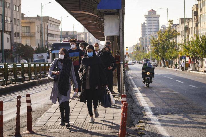 زالی: شرایط تهران متناسب با یک شهر کرونازده نیست