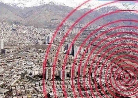 زلزله پهله دهلران را لرزاند