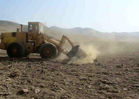 دستگیری ۱۳۷ زمین خوار در آذربایجان غربی طی نیمه نخست سال جاری